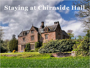 Staying at Chirnside Hall Hotel